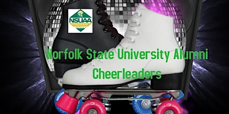 NSUAA Cheerleader Chapter  2nd Annual Skate Party tickets