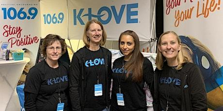 K-LOVE Volunteer Training tickets