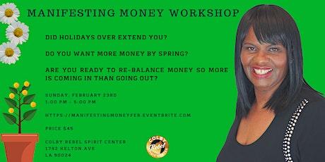 Manifesting Money Workshop  tickets