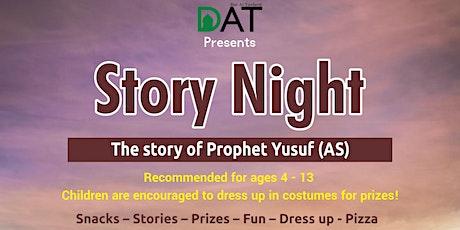 Story Night @ DAT tickets