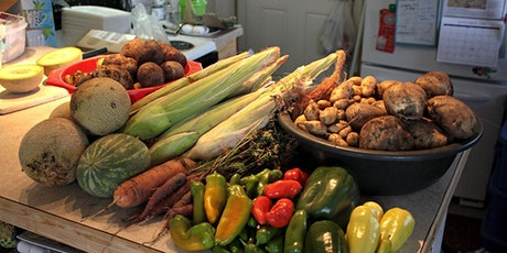 Introduction to Sustainable Home Food Production tickets