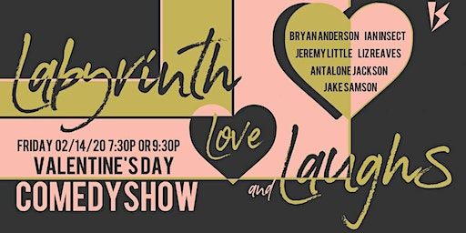 KARATE SLEEPOVER PRESENTS: LABYRINTH LOVE AND LAUGHS