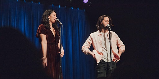 Sarah Kay & Phil Kaye Live in Austin