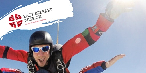 Skydive for East Belfast Mission