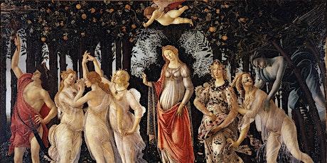 Centri e protagonisti del Rinascimento - corso di storia dell'arte biglietti