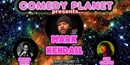 Comedy Planet: Mark Kendall