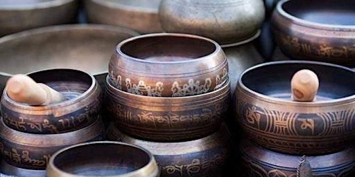 90 minute Shamanic Singing Bowl Sound Healing
