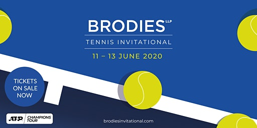 Brodies Tennis Invitational Friday 12 June  2020 - Session 1