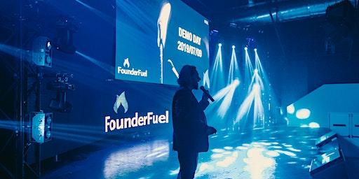 Rencontres FounderFuel 2020 - Ville de Québec