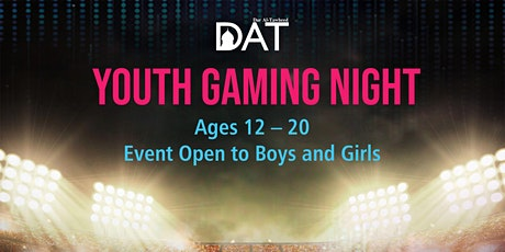 Youth Gaming Night tickets