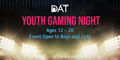 Youth Gaming Night