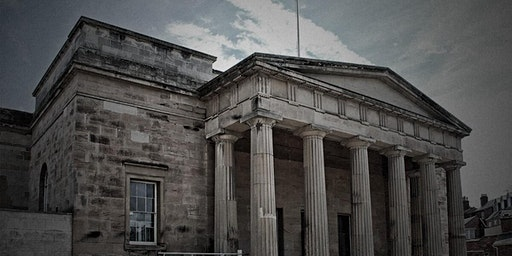 Shire Hall Ghost Hunt, Hereford   Friday 3rd April 2020