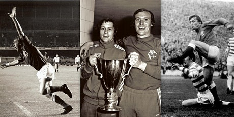 An afternoon with Rangers legends Willie Johnston & Colin Stein in Fife tickets