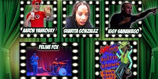 Ant Hill Comedy Presents...