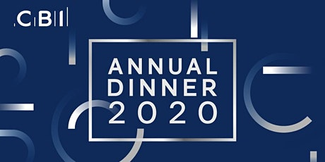 CBI Annual Dinner 2020 tickets