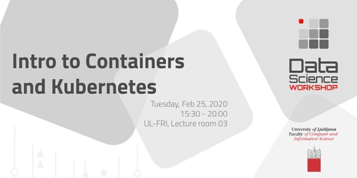 Intro to Containers and Kubernetes