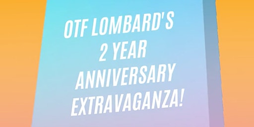 Orangetheory Fitness Lombard's Two Year Anniversary Party