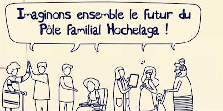 FORUM CITOYEN: UN PÔLE FAMILIAL À VOTRE IMAGE billets