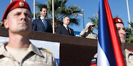 Les perspectives stratégiques de la Russie au Moyen-Orient billets
