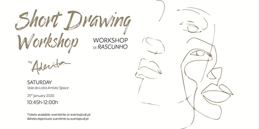 Short Drawing Workshop by Aderita Silva