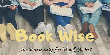 Book Wise - A Community for Book Lovers - Book Study tickets