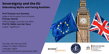 Sovereignty and the EU - Debunking Myths and Facing Realities tickets