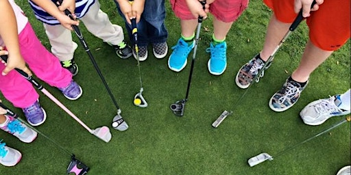 Junior Golf Clinic for Special Needs