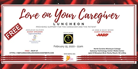 Love on Your Caregiver Luncheon tickets