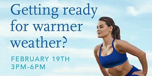 CoolSculpting Event - Summer Bodies are made in Winter