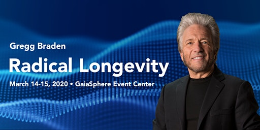 Radical Longevity with Gregg Braden