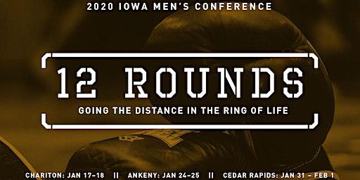Rescheduled Iowa Men's Conference - Chariton