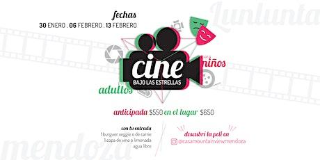 Cine Bajo las Estrellas en Mountain View Mendoza entradas