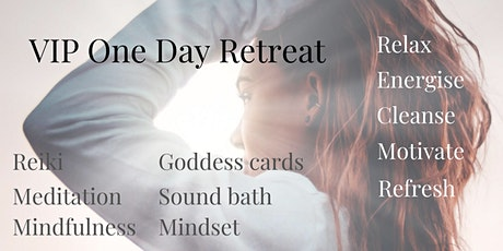VIP One Day Retreat tickets