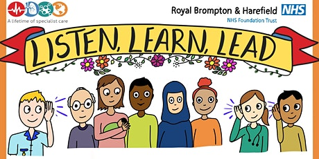 Patient Storytelling Training 15 March &19 April at Royal Brompton Hospital tickets
