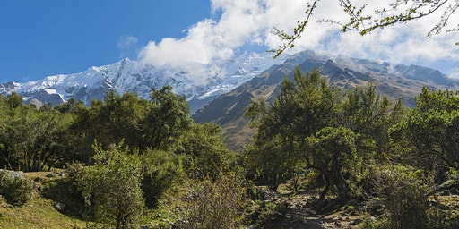 SALKANTAY SACRED TREK TO MACHU PICCHU WITH YOGA AND MEDITATION
