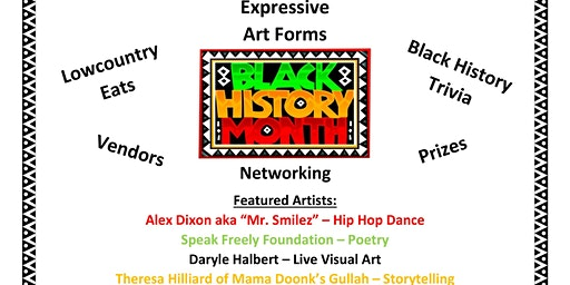 Black History Soul Meet & Eat