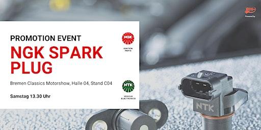 Promotion Event - NGK SPARK PLUG