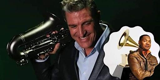 Saxophonist Jordan Chalden feat. Nathan Best