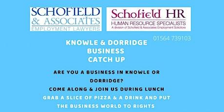 Knowle & Dorridge Business Catch Up tickets