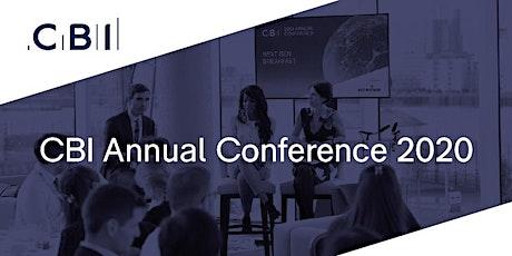 CBI Annual Conference 2020 tickets