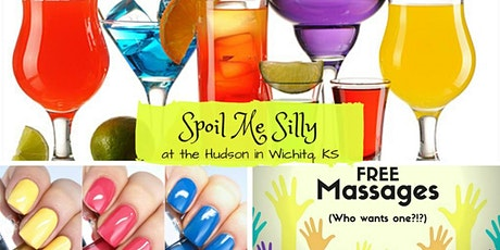 """Spoil Me Silly """" First Friday"""" tickets"""