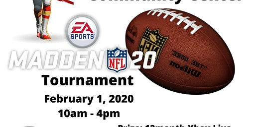 NFL Madden Tournament