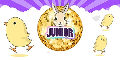 Easter Disco (Junior P4-P7) Free registration. Pay at the door