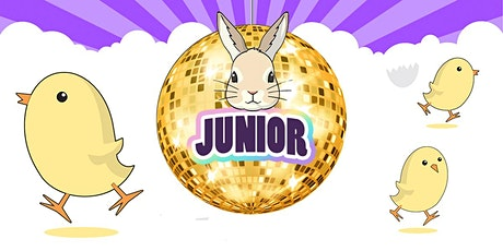 Easter Disco (Junior P4-P7) Free registration. Pay at the door tickets