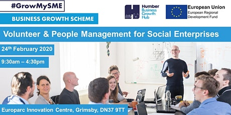 Volunteer & People Management for Social Enterpris tickets