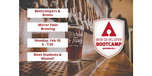 Bootcampers and Brews