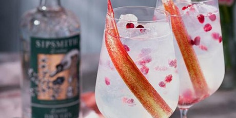 Tipple Tasting Dinner - Sipsmith Gin tickets