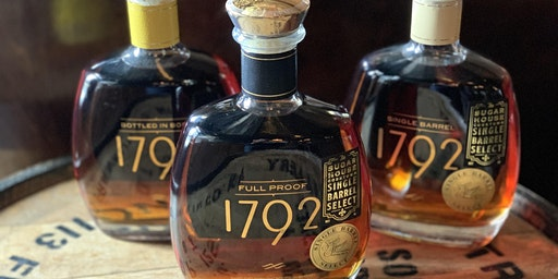 TSHWS 1792 Bourbon Tasting and Happy Hour