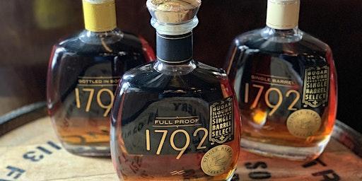 TSHWS 1792 Bourbon Tasting and Happy Hour