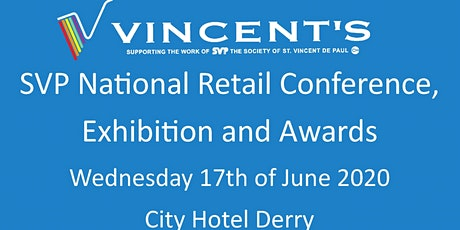 SVP National Retail Conference, Exhibition and Awards 2020 tickets